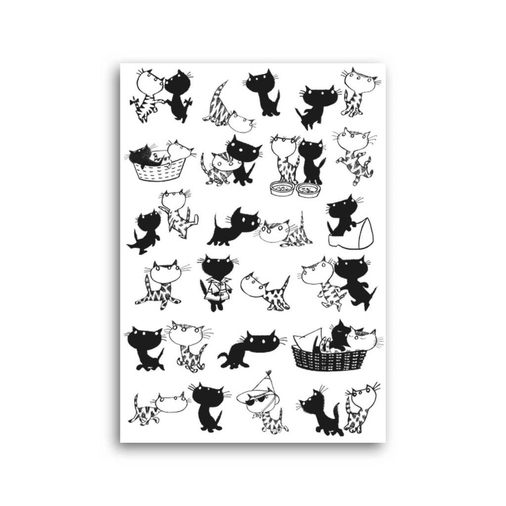 Bekking & Blitz 'Pim and Pom' Single Card, Fiep Westendorp