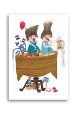 Bekking & Blitz 'Celebrate' Single Card, Fiep Westendorp