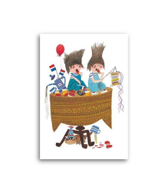 'Celebrate' Single Card, Fiep Westendorp