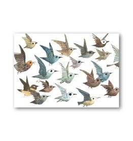 Bekking & Blitz 'Vogels' Enkele Kaart