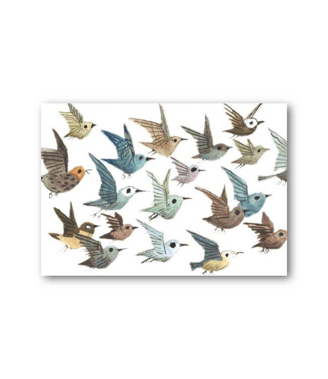 Bekking & Blitz 'Birds' Single Card