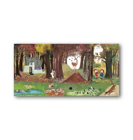 Bekking & Blitz 'Pluk in het bos' XXL Kaart