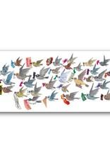 Bekking & Blitz 'Birds' XXL Card, Fiep Westendorp