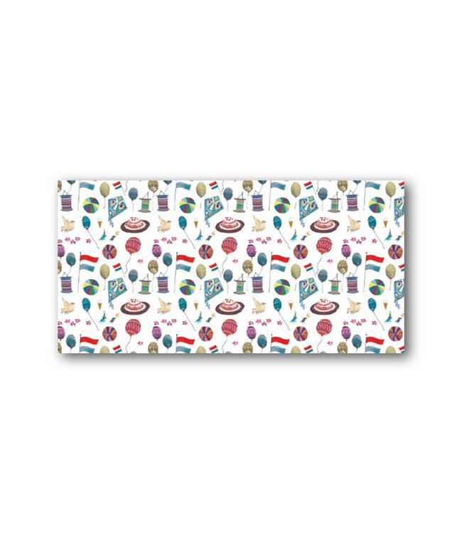 'Party' XXL Card, Fiep Westendorp