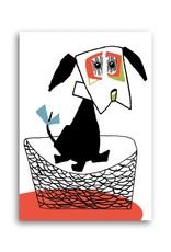 Bekking & Blitz 'Hond' Enkele Kaart, Fiep Westendorp