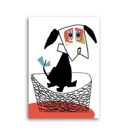 Bekking & Blitz 'Hond' Enkele Kaart