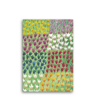 Bekking & Blitz 'Tulip Field' Single Card
