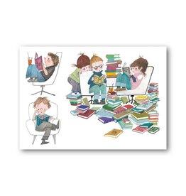 Bekking & Blitz 'Boekenfeest' Enkele Kaart