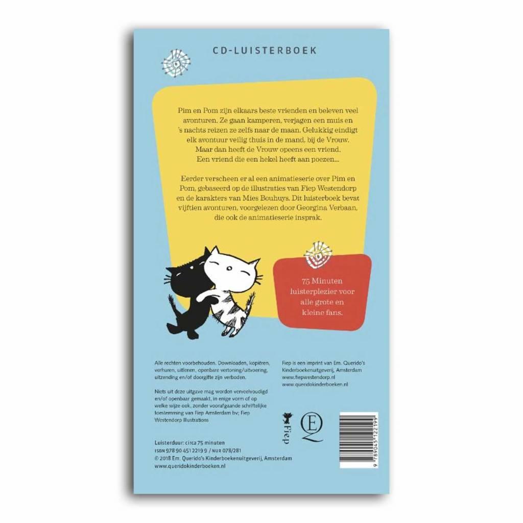 Querido Het Grote Pim en Pom Luisterboek (audiobook in Dutch) - Fiep Westendorp