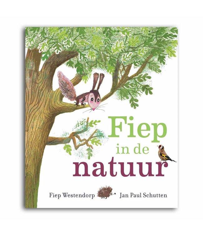 Fiep in de natuur (Dutch book)