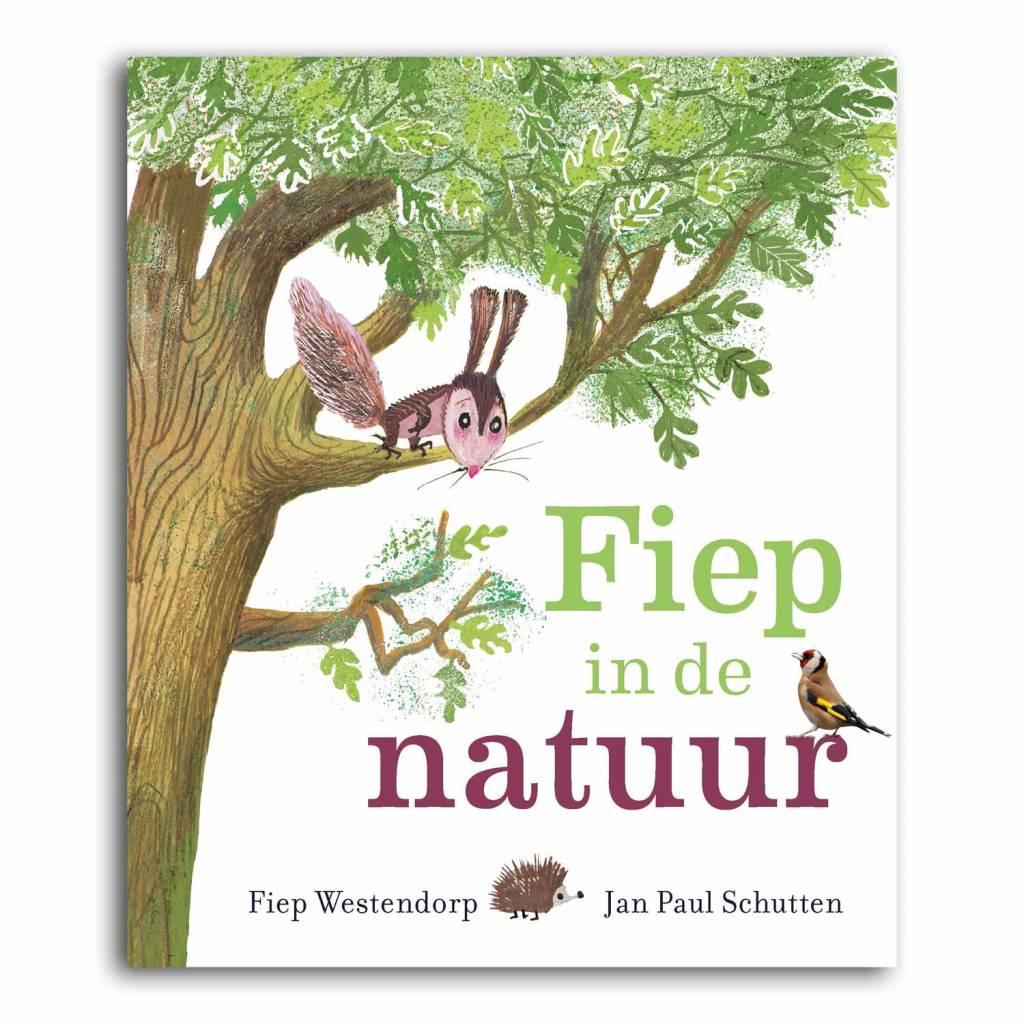 Fiep in de natuur (Dutch book)