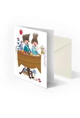Bekking & Blitz 'Celebrate' folded notecard, Fiep Westendorp