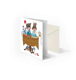 Bekking & Blitz 'Celebrate' folded notecard