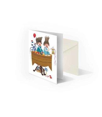 Bekking & Blitz 'Celebrate' folded notecard