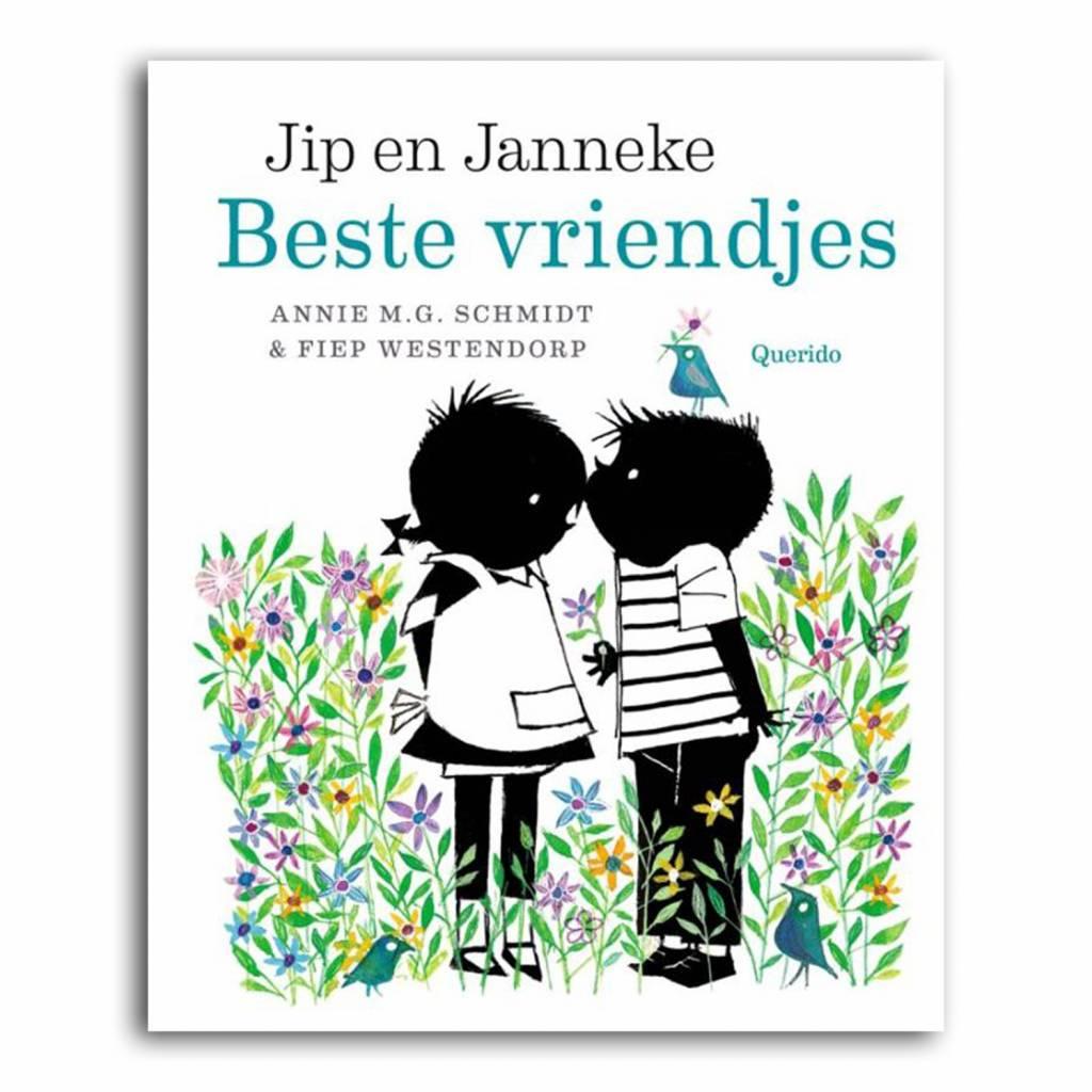 Querido Jip en Janneke - Beste vriendjes - Annie M.G. Schmidt en Fiep Westendorp