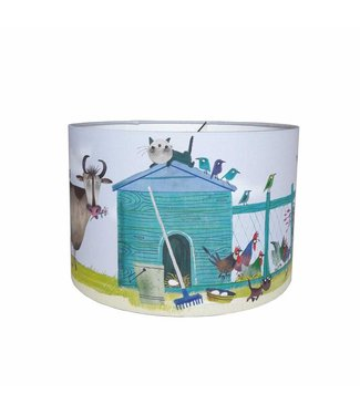 Designed4Kids Hanging Lamp 'Farm'