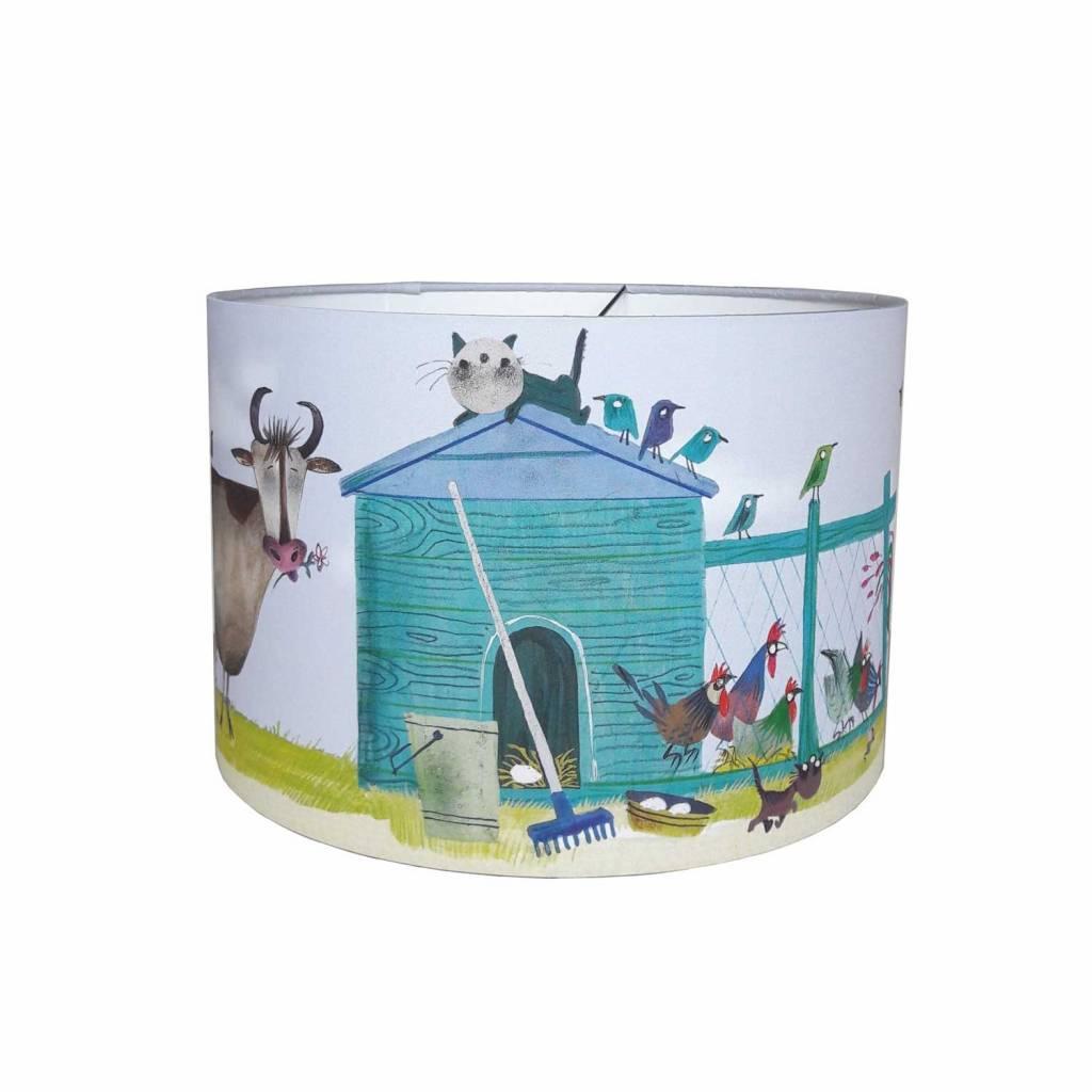 Designed4Kids Hanging Lamp 'Farm'