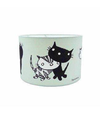 Designed4Kids Hanglamp 'Pim en Pom' - mintgroen
