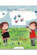 Fiep Imprint Het jaar rond met Fiep, interactief kartonboekje