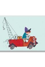 Bekking & Blitz 'Tow Truck' Single Card