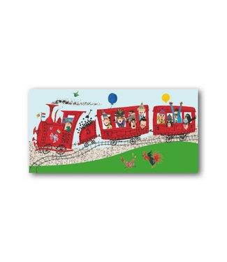 Bekking & Blitz 'Train' XXL Card