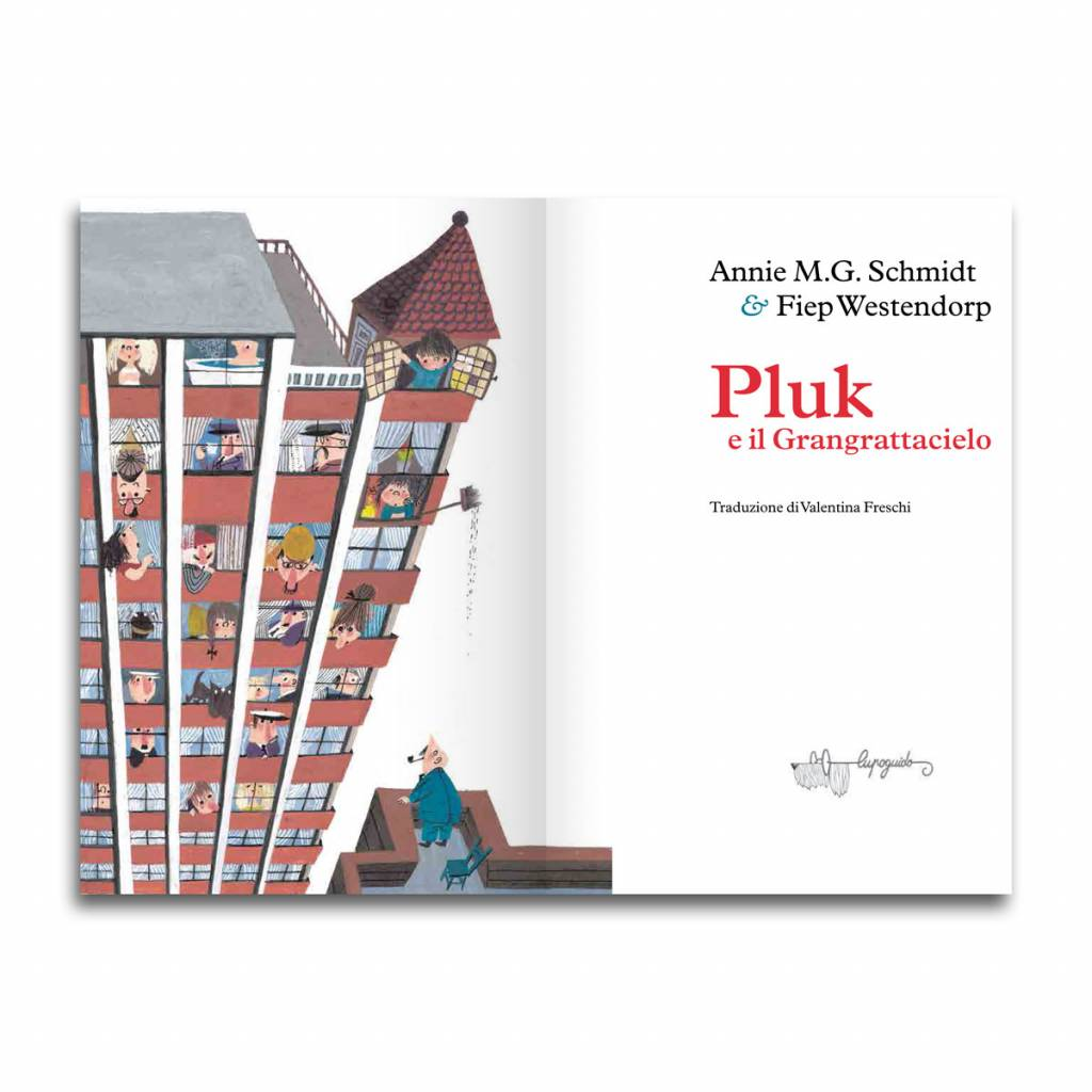 Catalogo LupoGuido Pluk e il Grangrattacielo