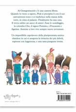 Pluk e il Grangrattacielo, Pluk van de Petteflet, Italiaanse vertaling