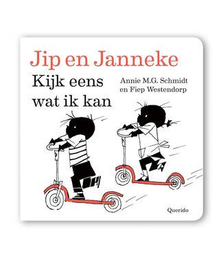 Querido Jip en Janneke - Kijk eens wat ik kan