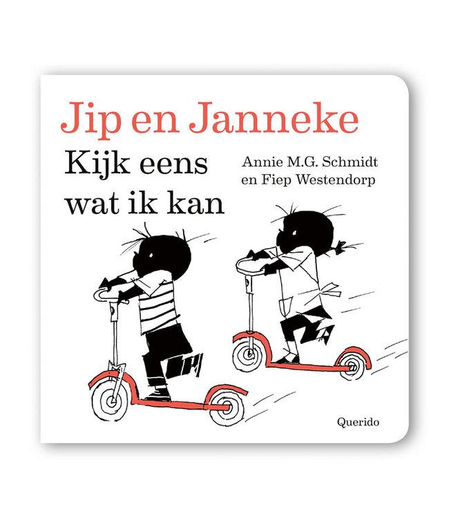 Jip en Janneke - Kijk eens wat ik kan, Annie M.G. Schmidt en Fiep Westendorp