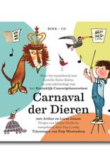 Rubinstein Het carnaval der dieren - Saint-Saëns - Arthur en Lucas Jussen
