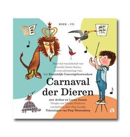 Rubinstein Het carnaval der dieren - Saint-Saëns