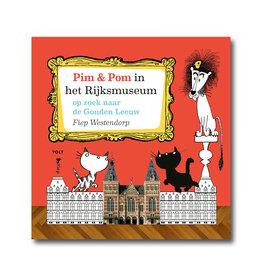 Volt Pim en Pom in het Rijksmuseum