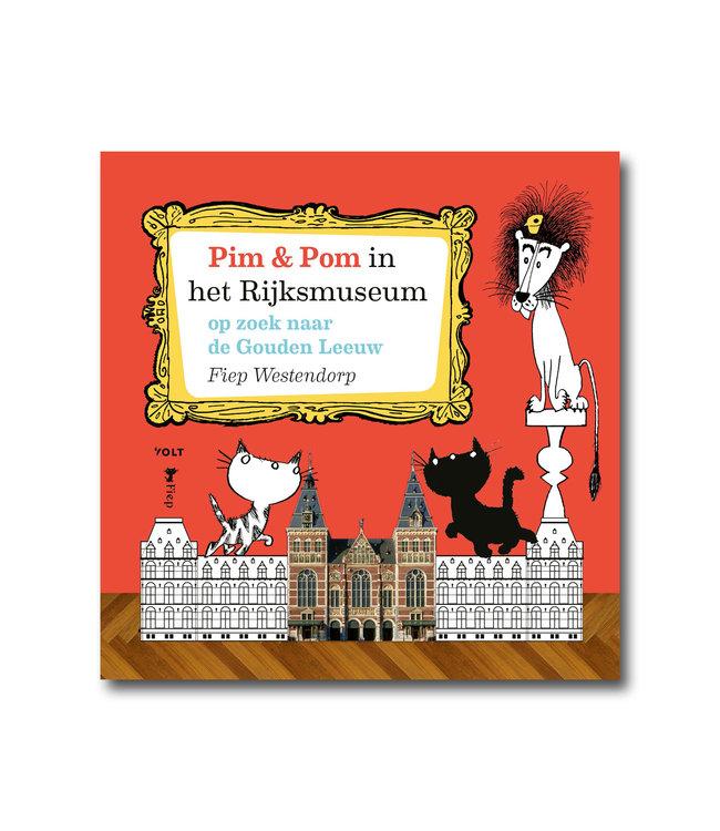 Pim en Pom in het Rijksmuseum - Fiep Westendorp