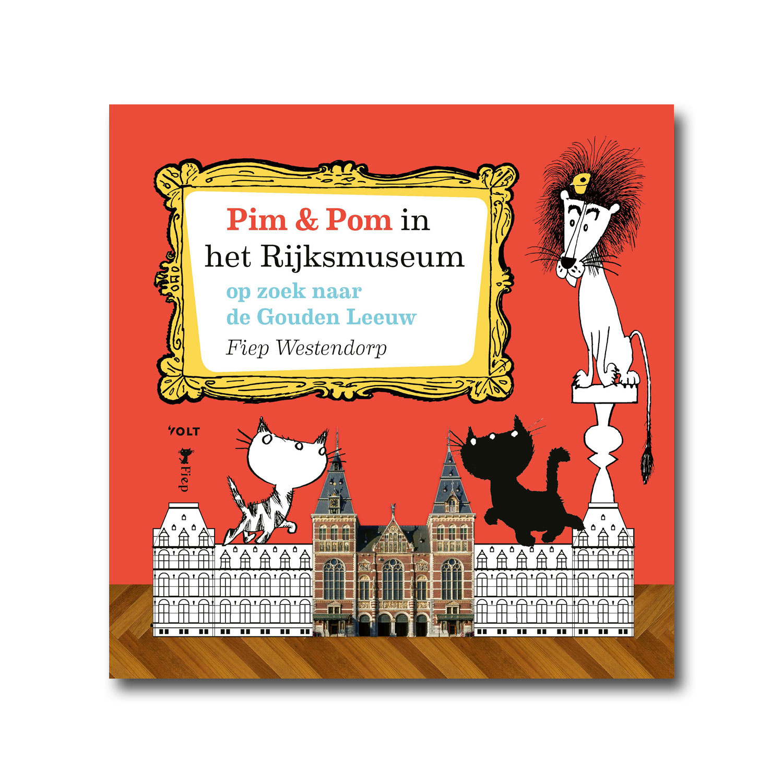 Volt Pim en Pom in het Rijksmuseum - Fiep Westendorp