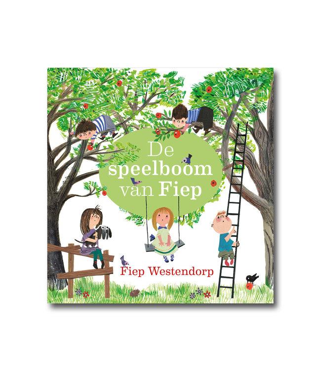 De speelboom van Fiep - uitvouwbaar kinderboek