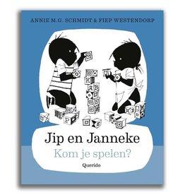 Querido Jip en Janneke - Kom je spelen?