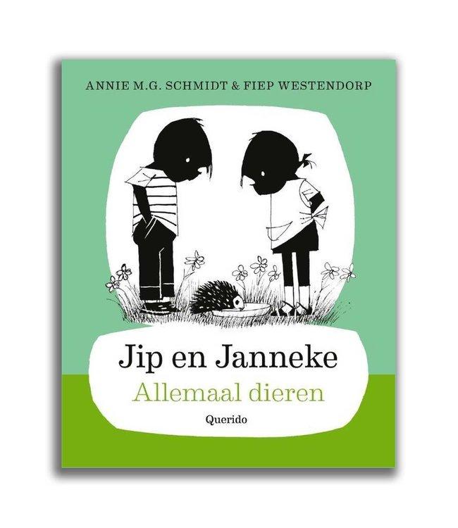 Querido Jip en Janneke - Allemaal dieren