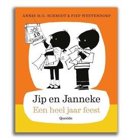 Querido Jip en Janneke - Een heel jaar feest