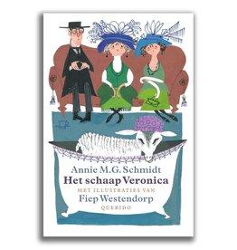 Querido Het schaap Veronica -Annie M.G. Schmidt & Fiep Westendorp