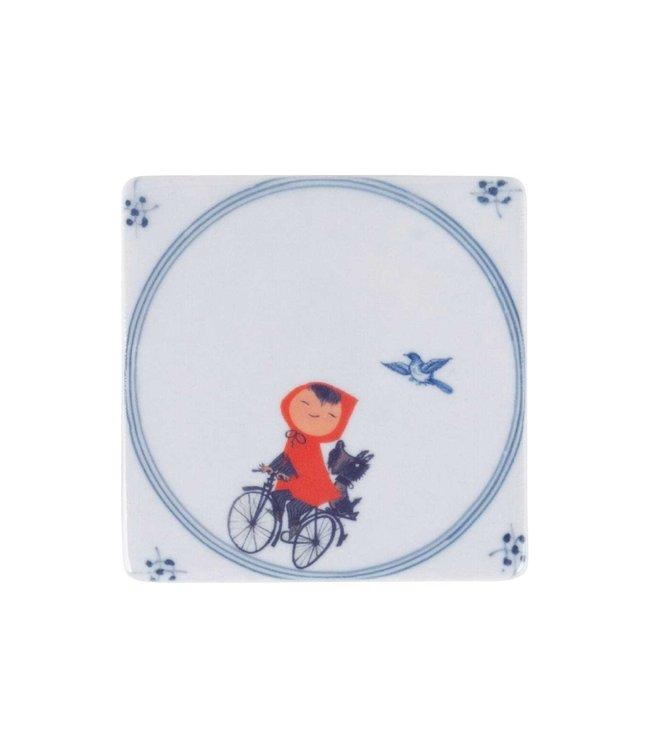 StoryTiles Mini Magneet Tegel 'Een dagje uit' - Fiep Westendorp