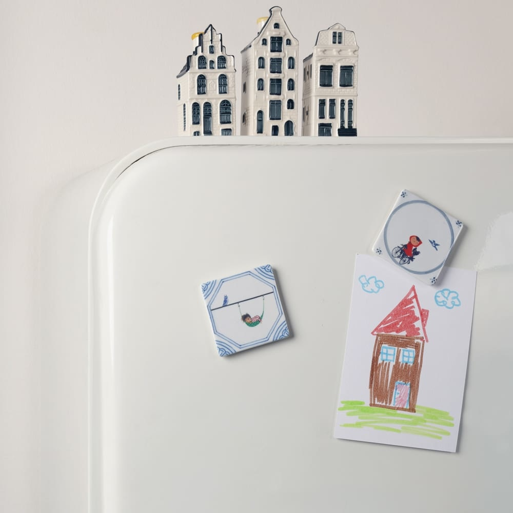 StoryTiles Fiep Westendorp Mini Tile 'A day of fun' - Storytiles