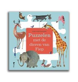 Volt Puzzelen met de dieren van Fiep