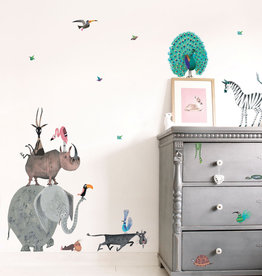 Kek Amsterdam Wall stickers Animals / Elephant (XL)