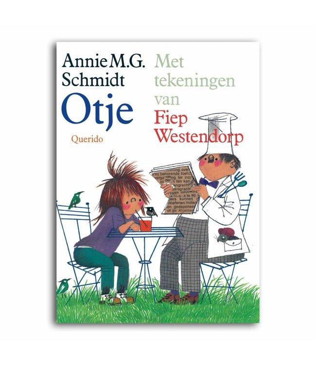 Otje boek (paperback) - Annie M.G. Schmidt & Fiep Westendorp