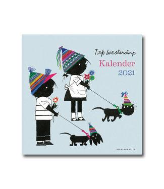 Bekking & Blitz Calendar 2021 Jip and Janneke Fiep Westendorp