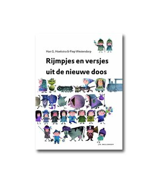 Rijmpjes en Versjes uit de nieuwe doos- H.G. Hoekstra en Fiep Westendorp