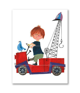 IXXI IXXI 'Tow Truck Pluck' - Fiep Westendorp