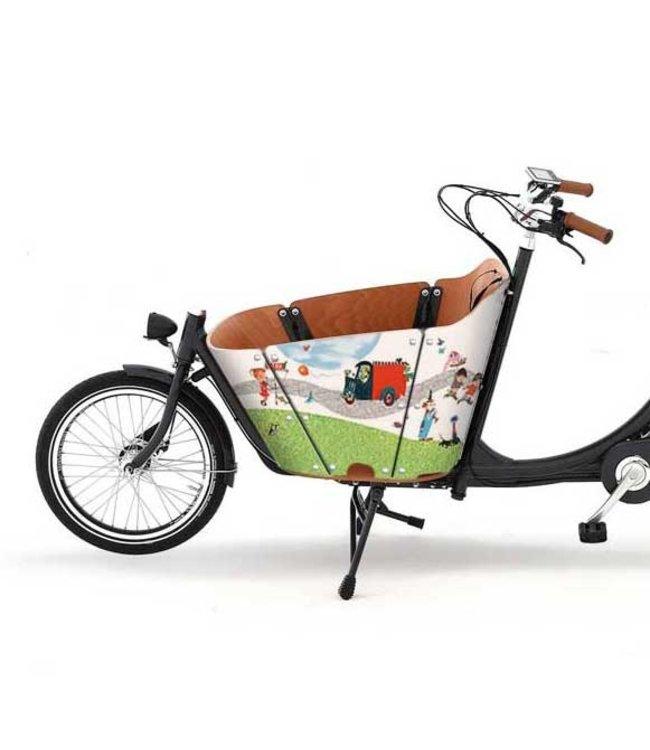 Fiep Westendorp  Decorative Sticker for Babboe Mini