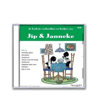 CNR De leukste verhaaltjes en liedjes van Jip en Janneke (2CD)