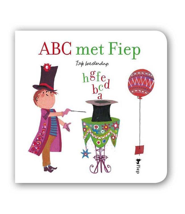 ABC met Fiep Westendorp - kartonboekje